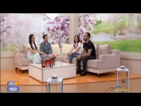 ARMENIA TV - ,,bari Luys,, 16.05.2018