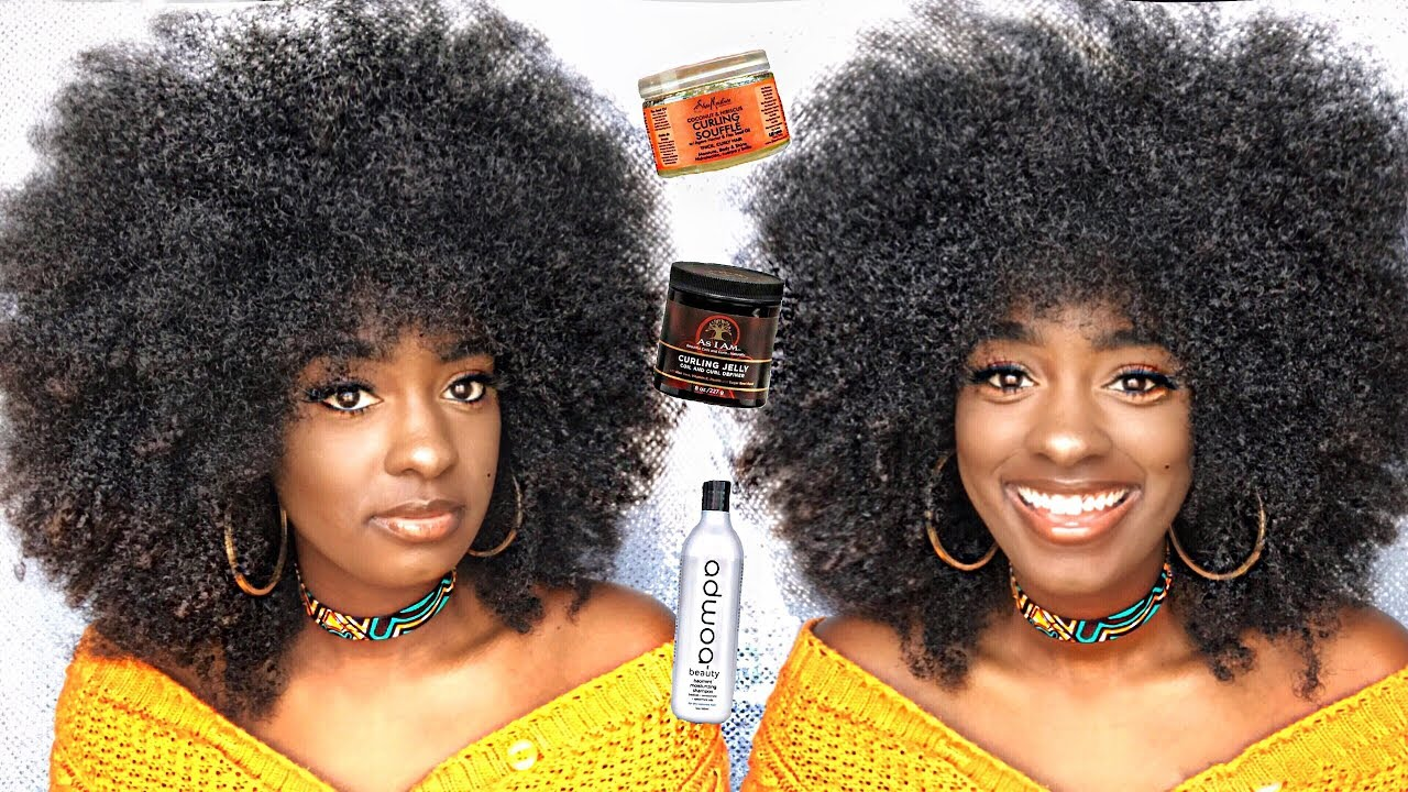 How To Grow Natural Hair Out Fast