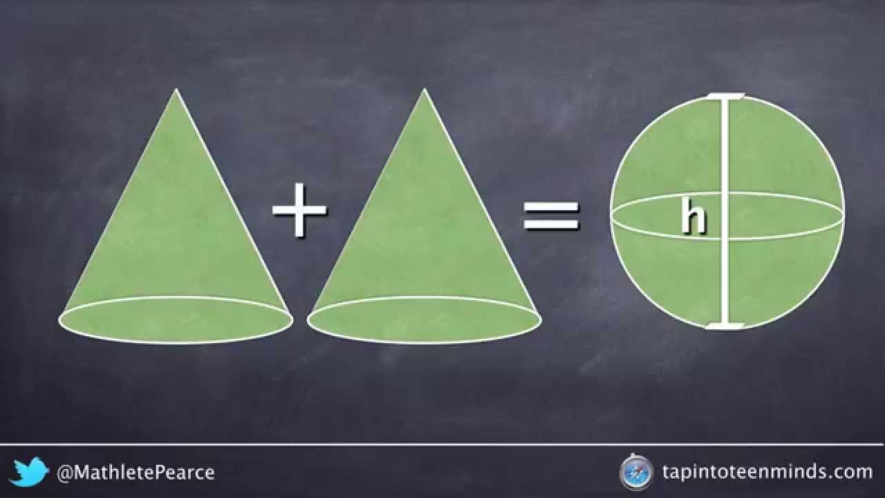 Watch How to Determine Equal Cube and Sphere Surfaces video