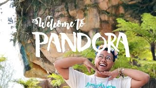welcome to pandora the world of avatar