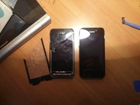 Замена экрана Huawei Honor U8860