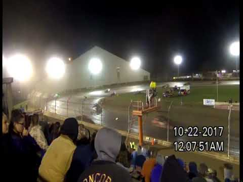 10-21-17 KOKOMO SPEEDWAY, IN  KOKOMO KLASH 11,  MODIFIED - F