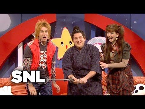 J-Pop America Fun Time Now!: Jonah Hill - SNL