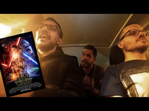SPOILER CAR: Star Wars The Force Awakens