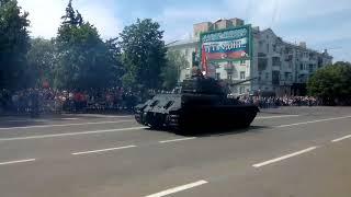 Луганск,Парад Победы 9 Мая 2018 г.