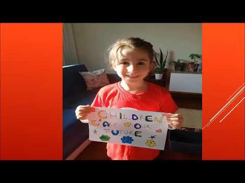 Etki Okulları - 23 Nisan - Soyak Kampüsü - 5 Yaş İngilizce Video :)