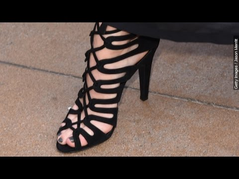 High Heels may be a Danger to Your Health