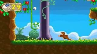 Georges le Petit Curieux sur GameBoy Advance