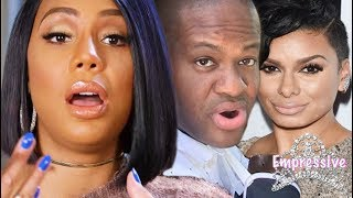 Tamar Braxton exposes Vince for cheating with Laura Govan   The divorce is real now!