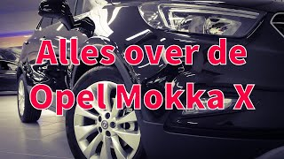 Opel Mokka X 1.4 Turbo 140PK Start/Stop Innovation (Nieuw)