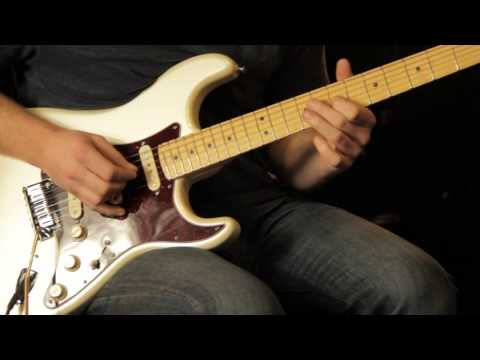 Fender American Deluxe Stratocaster Tone Review And Demo