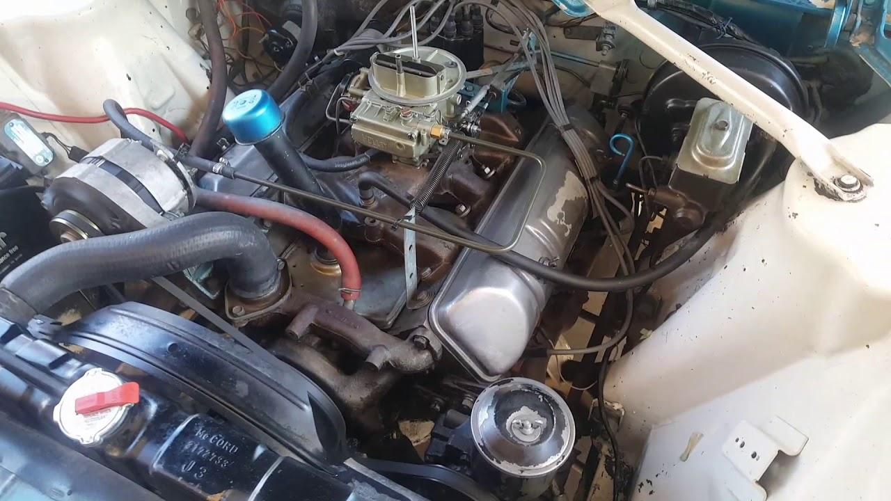 FUEL PUMP AMERICAN MOTORS AMC 287 AMC 327 AMC RAMBLER 1963 1964 1965 1966