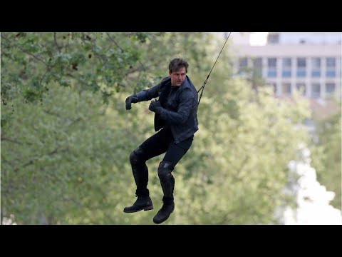 Tom Cruise Injured In 'Mission: Impossible 6' Stunt