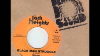 Sluggy Ranks - Black Man Struggle