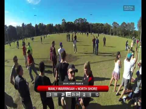 AFL Sydney Round 18 - Manly Warringah v North Shore