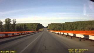 видео расстояние в Москве в Казани
