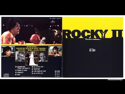 Bill Conti - Redemption (Theme From Rocky II)