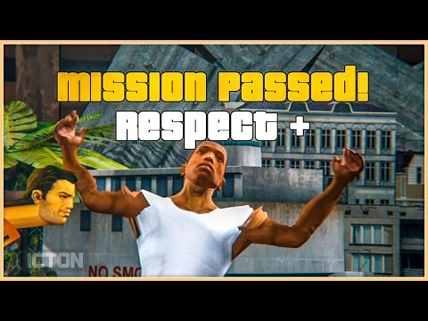 GTA Mission Complete Dance | Grand Theft Auto Animated SFM