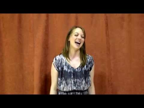 Holly Anne Williams, Musical Theatre Singing Styles