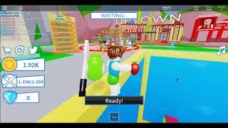 Roblox|ka an nhieu thuc an qua nen bi beo phi |om om simulator-Crazy Lion YT