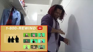 YouTube Rewind: Now Watch Me 2015 | #YouTubeRewind - REACTION
