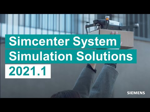 WHAT'S NEW Simcenter System Simulation Solutions 2021.1