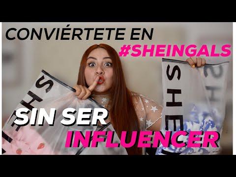 Entra a la lista de PR de SHEIN sin ser influencer / Jhoee