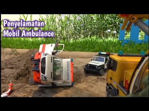 Mobil Ambulance Mainan from YouTube · Duration:  11 minutes 59 seconds