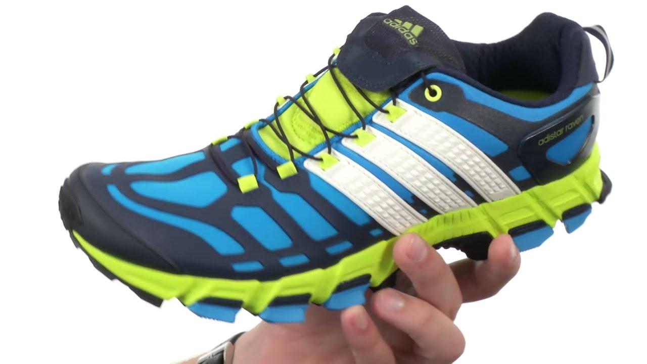 zapatillas trail adidas raven
