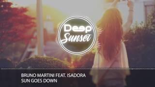 Video Bruno Martini feat. Isadora - Sun Goes Down download MP3, 3GP, MP4, WEBM, AVI, FLV Juli 2018