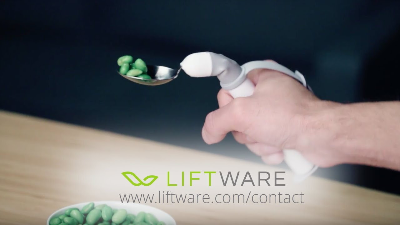 video Liftware Level – Biegsames Besteck