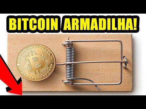 Bitcoin Caiu Na ARMADILHA! E Agora ?