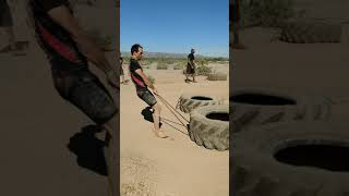 #Barefoot #OCR #Firsttime Terrain Race 2018 Phoenix, Arizona