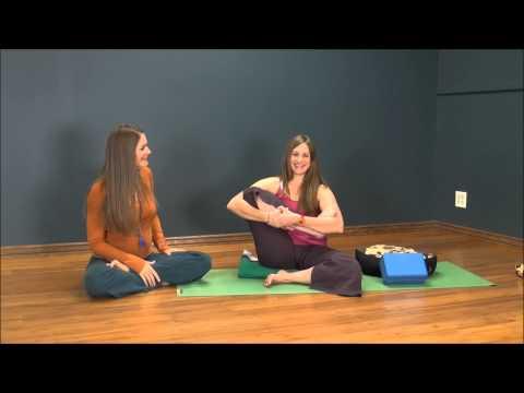Learn to Practice Half Lotus Pose Ardha Padmasana