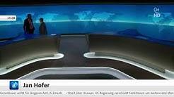 """""""Warum arbeitest du noch hier, Alter?"""" Claus-Erich Boetzkes fragt Jan Hofer (Tagesschau) 29.08.2019"""