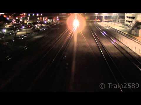 Railfanning Kansas City  12/22/15
