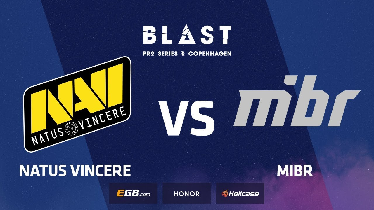 Natus Vincere vs MIBR, overpass, BLAST Pro Series Copenhagen 2018