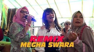 Gambar cover Ternyata! Ibu ibu Ini Suka Lagu Remix | LAGU DJ MEGHA SWARA