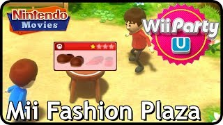 Wii Party U: Mii Fashion Plaza (2 players, Master Difficulty)
