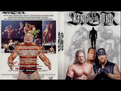 WWE King Of The Ring 2002 Theme Song Full+HD
