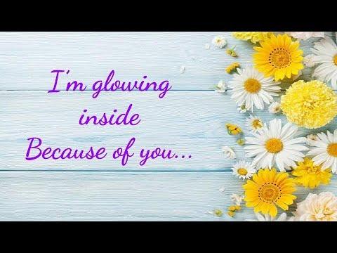 GLOWING INSIDE minus 1