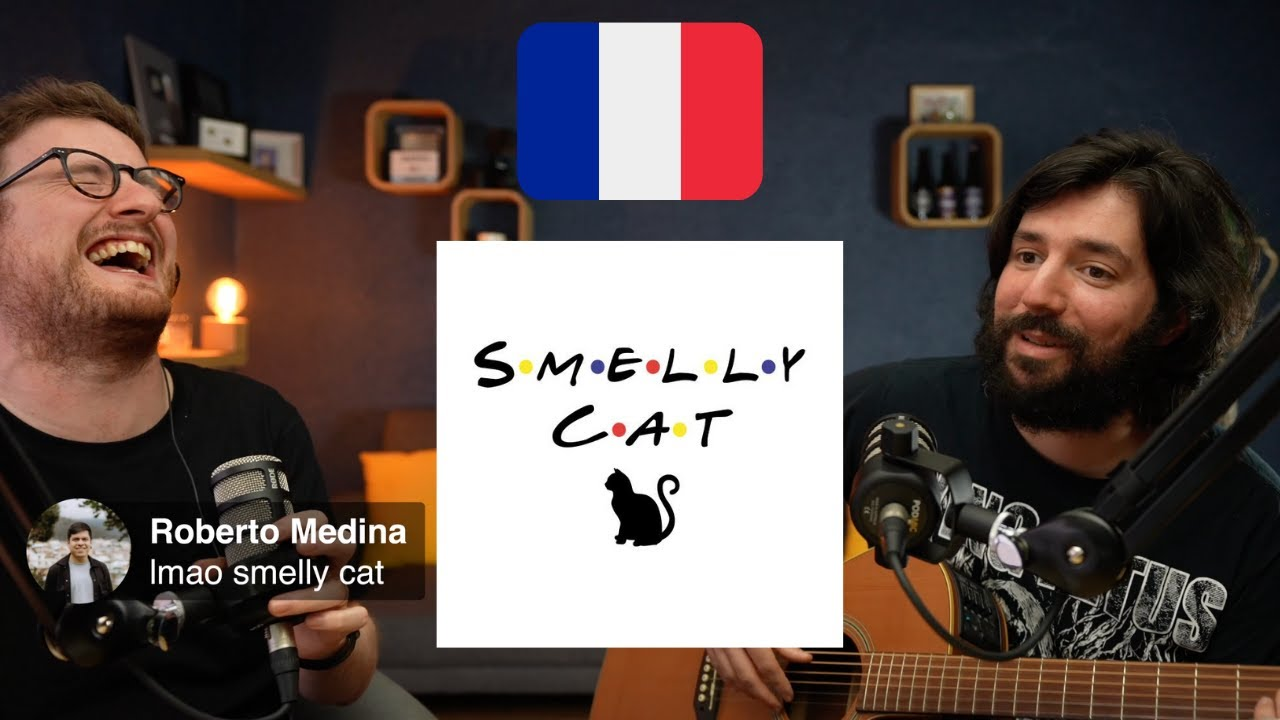 FRENCH music sounds like SMELLY CAT - Urbain