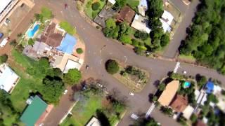 Hiper Lapse Drone de la nueva rotonda de Puerto Rico, Misiones