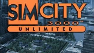Simcity 3000 Unlimited - Menu