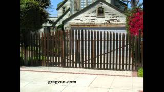 Swinging Driveway Gate Problems - Do It Yourself Tips