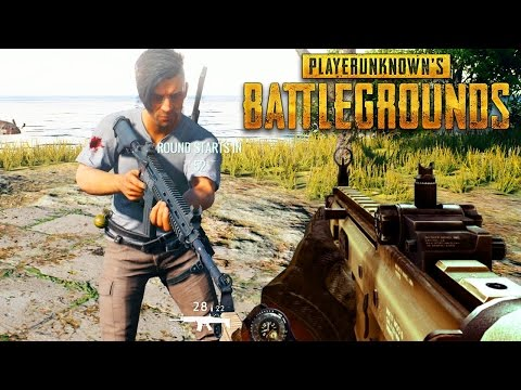 Battle Grounds Payer Unknown's With The Heartthrob