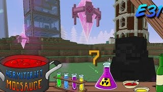 Minecraft Mods - ModSauce - Ritual Of The Gaia Guardian ( Hermitcraft Modded Minecraft E31 )