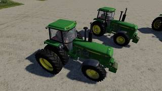 "[""FS19"", ""LS19"", ""Tractor"", ""Traktor"", ""Mod"", ""Review"", ""Modvorstellung"", ""john deere"", ""old iron""]"