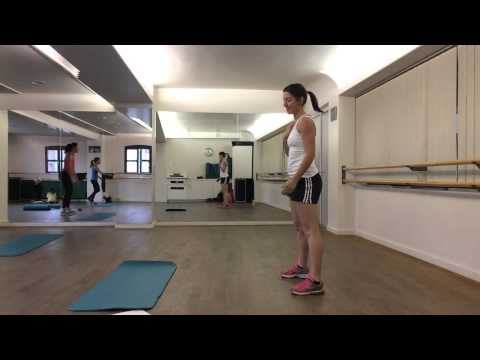 Pure Gravity class - this is a perfect partner routine!!