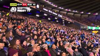 Highlights of the viagogo Autumn test match between Scotland and New Zealand